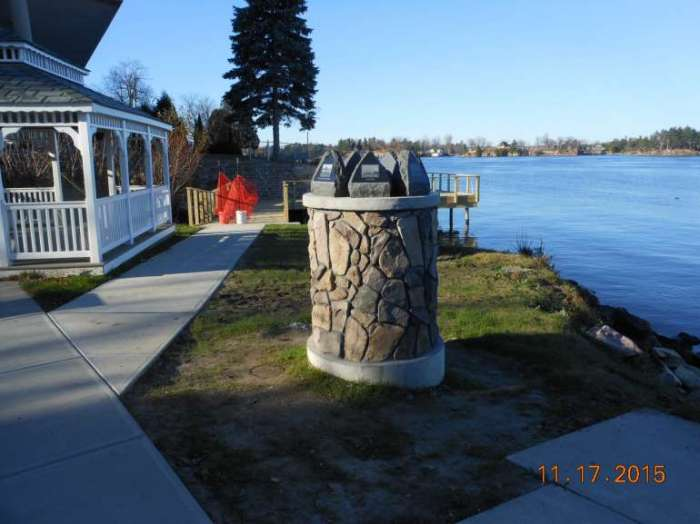 Alexandria Bay Riverwalk Project