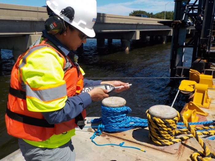 Test Pile Program for the SR 30 (US 98) Pensacola Bay Bridge Replacement Project