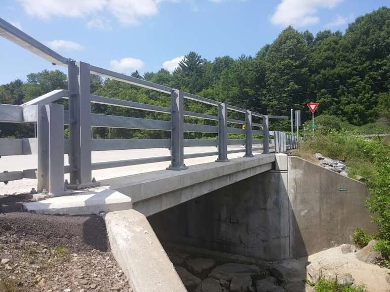 Connection Rd. Bridge